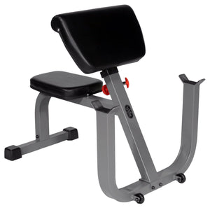 XMark Seated Preacher Curl Weight Bench XM-4436 - Fitness Gear