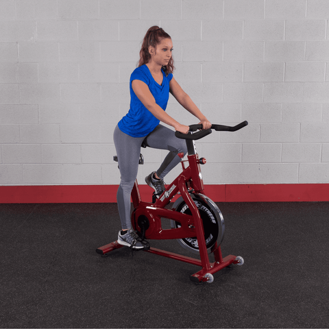 Image of Best Fitness Chain Indoor Exercise Bike - Fitness Gear