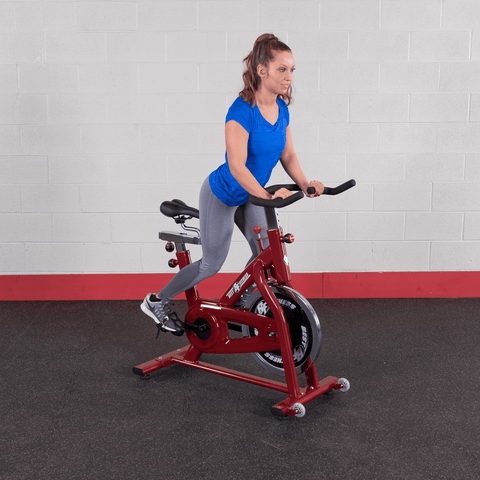 Best Fitness Chain Indoor Exercise Bike - Fitness Gear