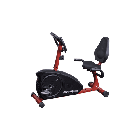 Image of Best Fitness Recumbent Bike - Fitness Gear
