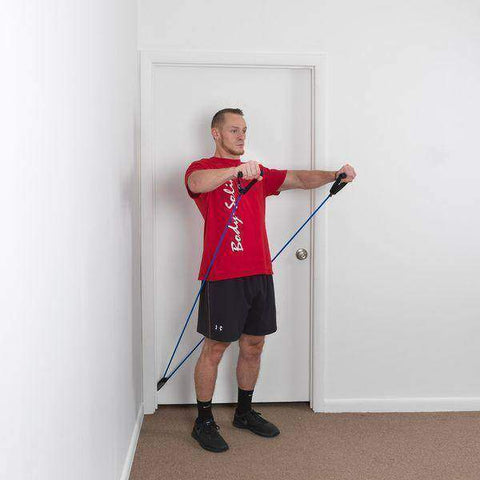 Image of Body-Solid Resistance Tube Door Attachment - Fitness Gear