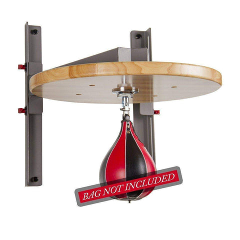 XMark XM-4441 Adjustable Speed Bag Platform - Fitness Gear