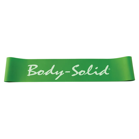 Image of BST Mini Band - green (lite) - Fitness Gear
