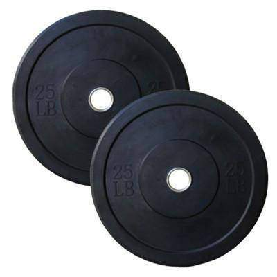 Valor Fitness BP-25 25lb Bumper Plates (2)