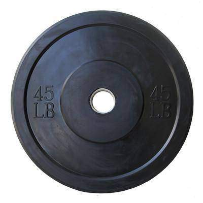 Image of Valor Fitness BP-45 45lb Bumper Plates (1) - Fitness Gear