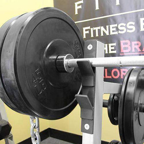 Valor Fitness BP-55 55lb. Bumper Plates (1) - Fitness Gear