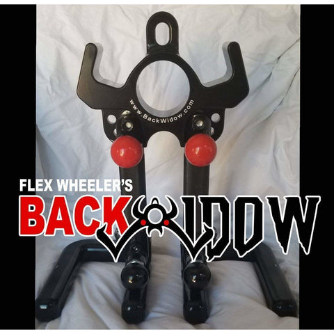 Image of Flex Wheeler's BACK WIDOW - Fitness Gear