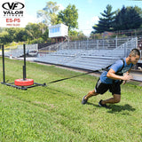 Valor Fitness ES-PS Power Sled with Harness - Fitness Gear