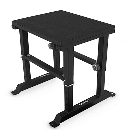 Valor Fitness PBX-ADJ Adjustable Plyo Box - Fitness Gear