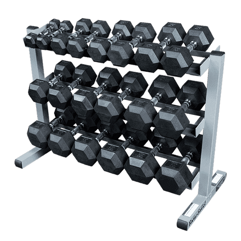 Image of 3 Tier Dumbell Rack - Fitness Gear