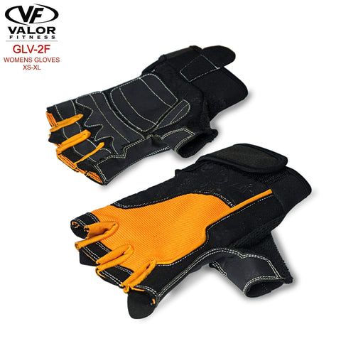 Image of Valor Fitness GLV-2F Women's Weightlifting Gloves - Fitness Gear