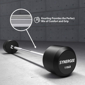 Fixed Barbells - Fitness Gear
