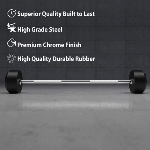 Image of Fixed Barbells - Fitness Gear