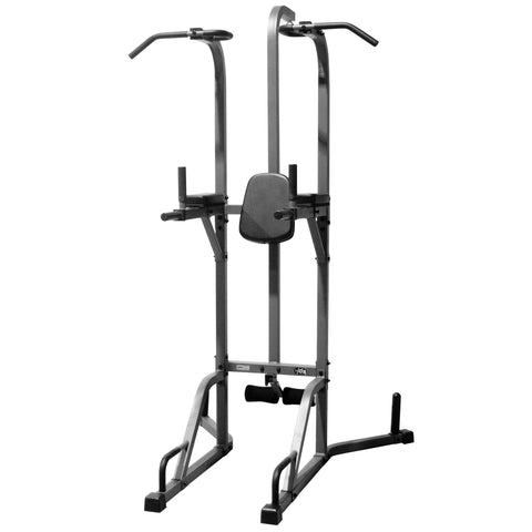 XMark Deluxe Power Tower and Heavy Bag Stand XM-2842 - Fitness Gear