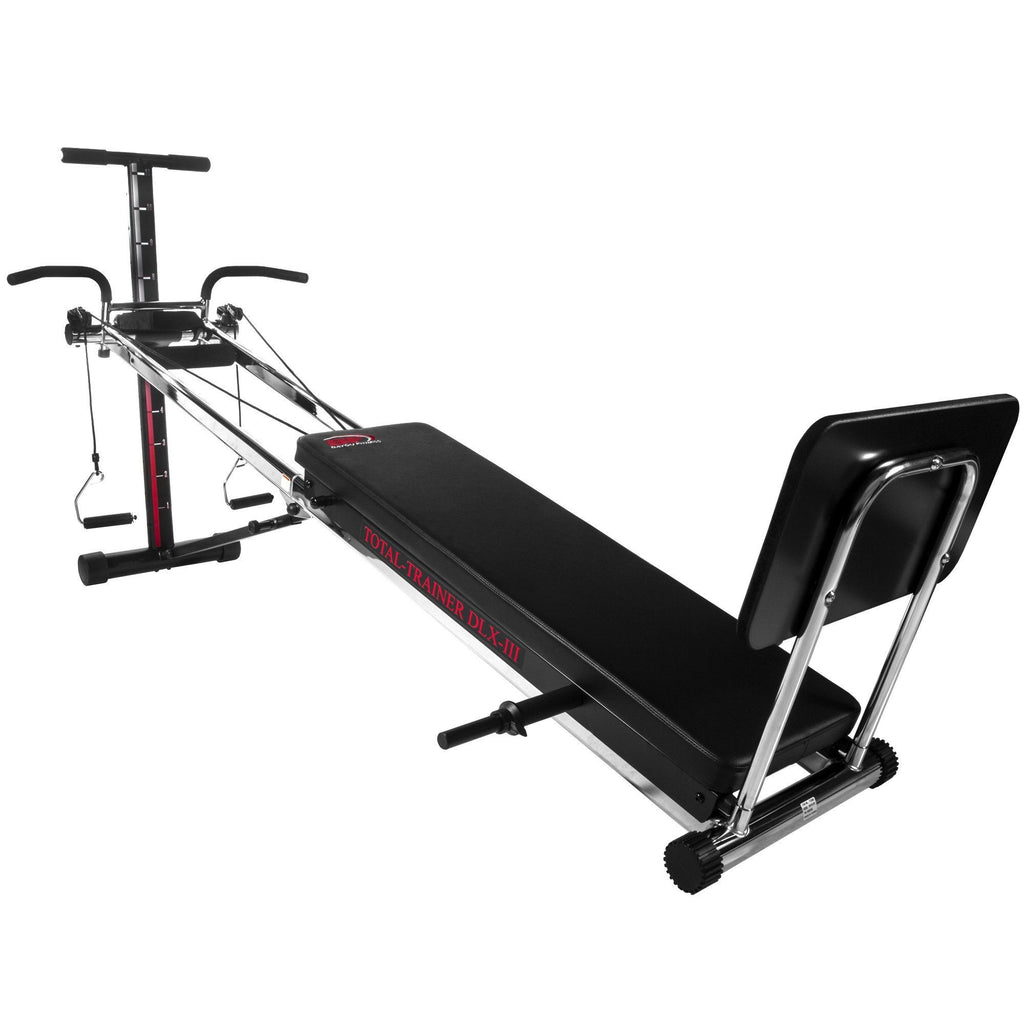 Bayou Fitness Total Trainer DLX-III Home Gym - Fitness Gear