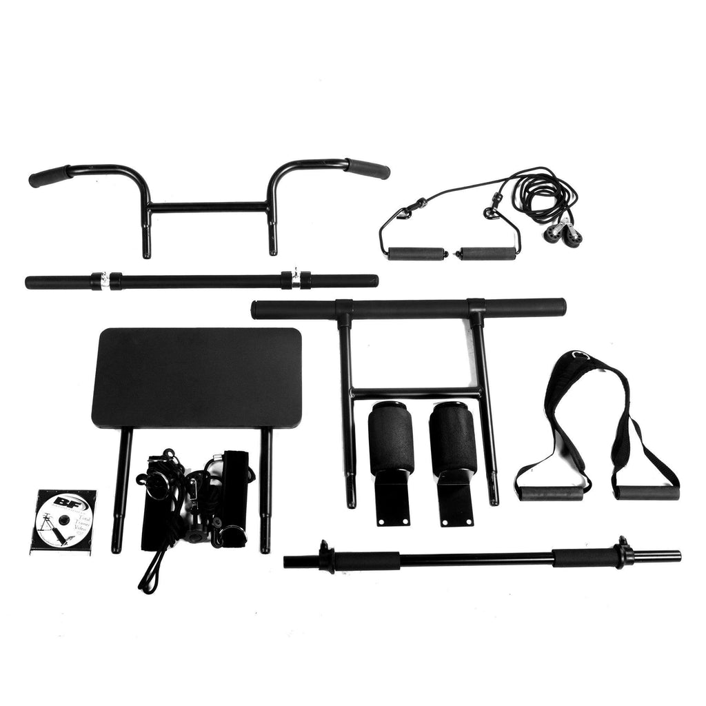Bayou Fitness Total Trainer Pilates Pro Reformer Home Gym PilatesPro - Fitness Gear