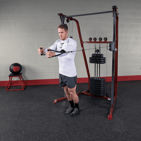 Best Fitness Functional Trainer - Fitness Gear