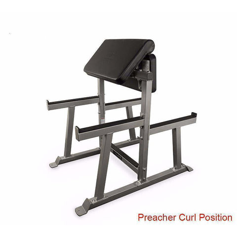 Image of CB-5 Valor Fitness Arm Curl Station - FitnessGearUSA.Com