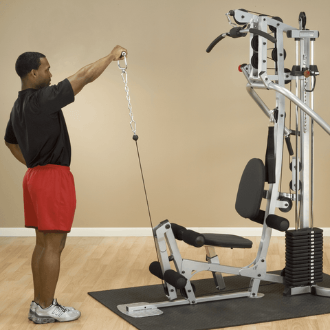 Folding Home Gym - Fitness Gear