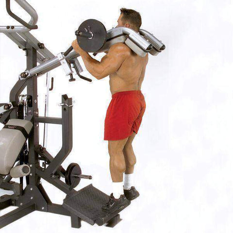 Image of Freeweight Leverage Gym Package - Fitness Gear