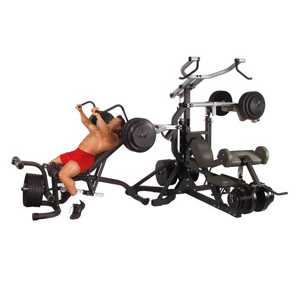Freeweight Leverage Gym Package - Fitness Gear