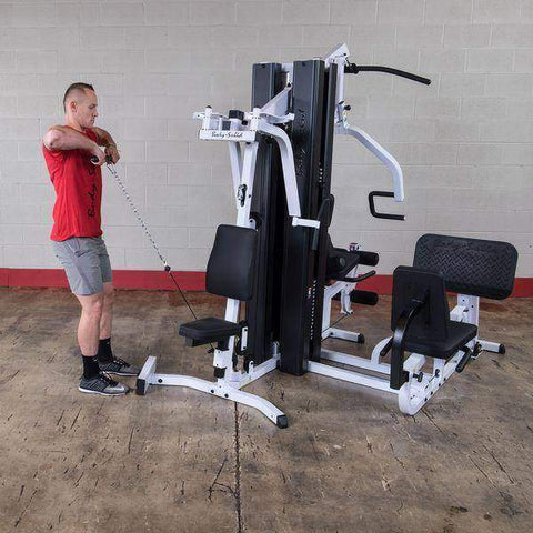 Image of MULTI Function Gym System EXM3000PLS - FitnessGearUSA.Com