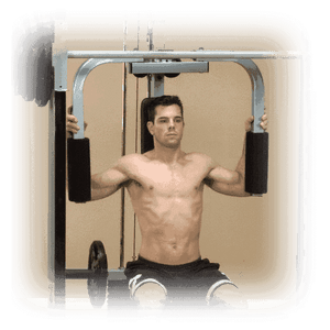 Pec Attachment for Powerline Smith Machine - Fitness Gear