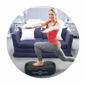 Personal PowerPlate Vibrating Platform Trainer - Fitness Gear