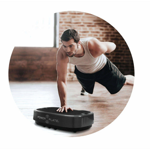 Image of Personal PowerPlate Vibrating Platform Trainer - Fitness Gear