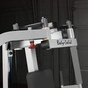 Plate Loaded Pec Dec Machine - Fitness Gear