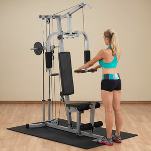 Powerline Hardcore Home Gym - Fitness Gear
