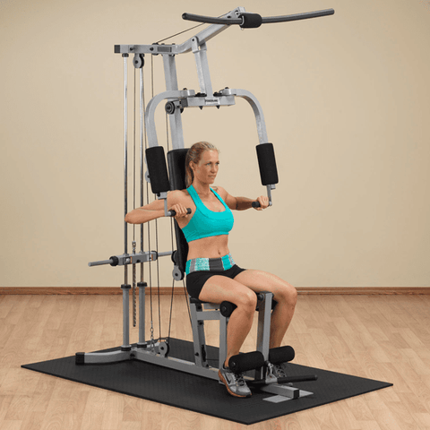 Image of Powerline Hardcore Home Gym - Fitness Gear
