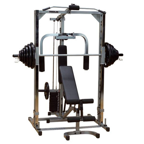 Image of Powerline Smith Gym Package - FitnessGearUSA.Com