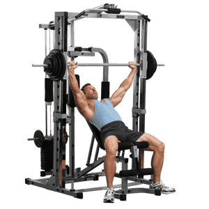 Powerline Smith Gym Package - FitnessGearUSA.Com