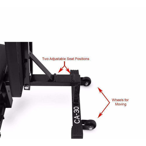 Image of Valor Fitness CA-30 Leg Stretch Machine - Fitness Gear