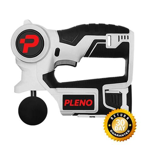Image of Pleno M3.0 Massage Gun-Handheld Deep Tissue Therapy Massager - Fitness Gear