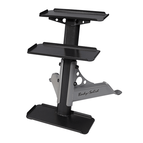 Image of 3 Tier Kettle Bell Rack - Fitness Gear