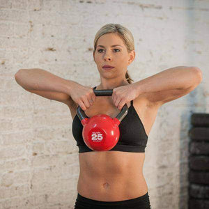 5-30 lb. Body-Solid Vinyl Dipped Kettleball Set - FitnessGearUSA.Com