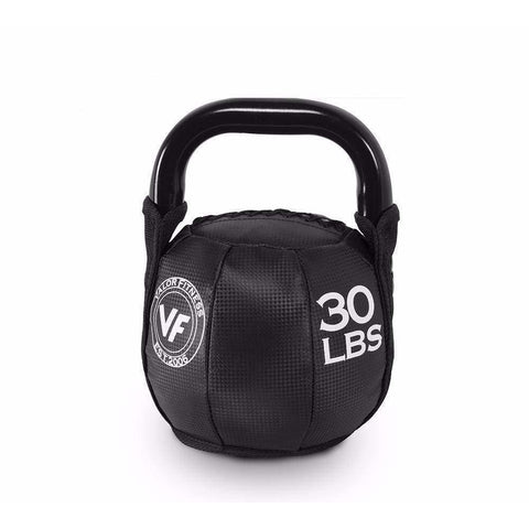 Image of SKB-30 Valor Fitness 30lb Soft Kettlebell - Fitness Gear
