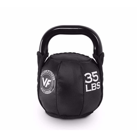 Image of SKB-35 Valor Fitness 35lb Soft Kettlebell - Fitness Gear