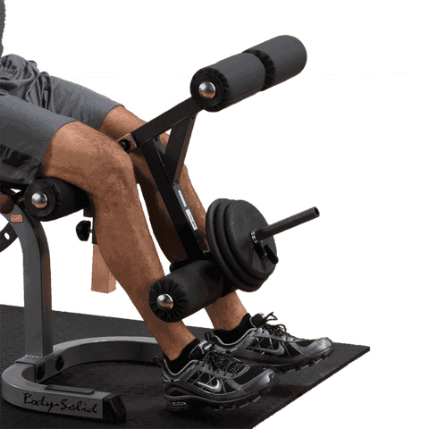 4 Roller Leg Developer - Fitness Gear