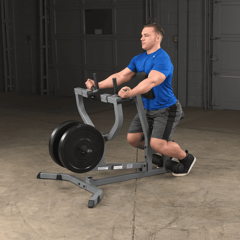 Image of Seated Row Machine - Fitness Gear