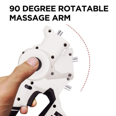Pleno M3.0 Massage Gun-Handheld Deep Tissue Therapy Massager - Fitness Gear