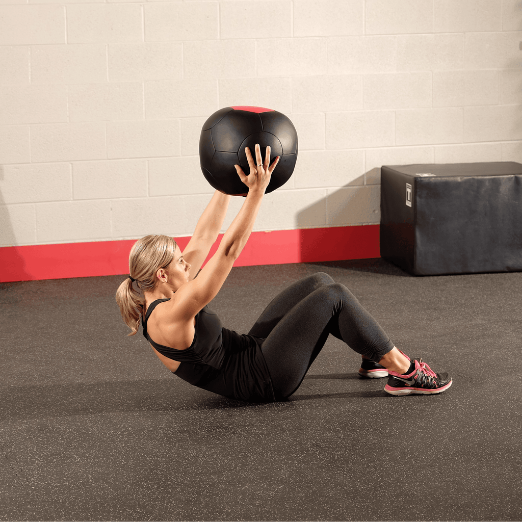 18 LB Soft Medicine Ball (WALL BALL) - Fitness Gear