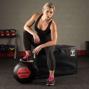 25 LB Soft Medicine Ball (WALL BALL) - Fitness Gear