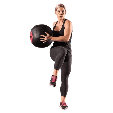 6 LB Soft Medicine Ball (WALL BALL) - Fitness Gear