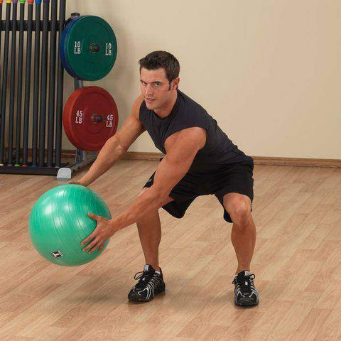 Image of Stability Ball 45cm Green - Fitness Gear