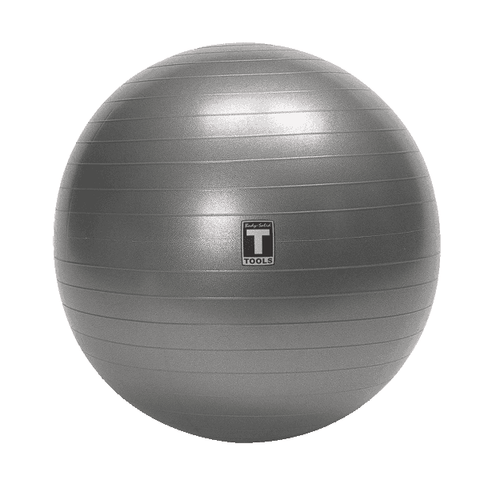 Image of Stability Ball 55cm Grey - Fitness Gear