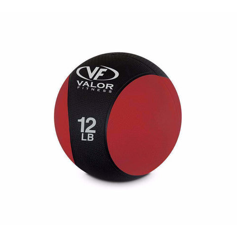 Image of Valor Fitness RXM-12 medicine ball, 12-Pound - Fitness Gear