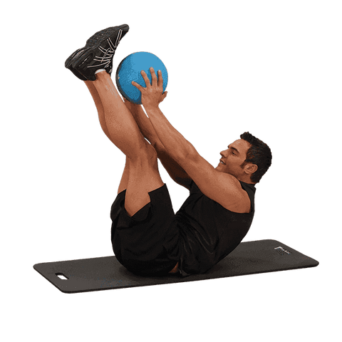 Image of Premium Foam Exercise Mat - Fitness Gear
